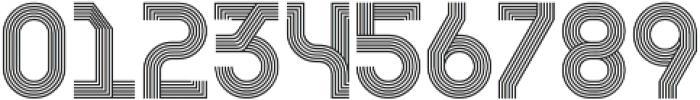 RemacoRegular ttf (400) Font OTHER CHARS