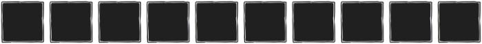 RenaissanceInitial Dots Color otf (400) Font OTHER CHARS