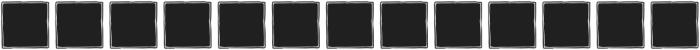 RenaissanceInitial Dots Color otf (400) Font UPPERCASE