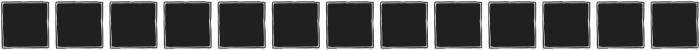 RenaissanceInitial Dots Color otf (400) Font LOWERCASE