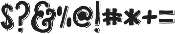 Republik Capital ttf (400) Font OTHER CHARS
