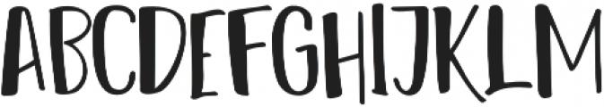 Reshuffle Sans otf (400) Font UPPERCASE