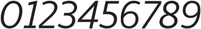 Respublika FY Light Italic ttf (300) Font OTHER CHARS