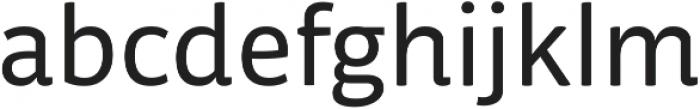 Respublika FY ttf (400) Font LOWERCASE