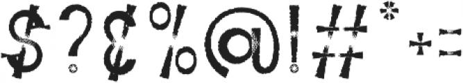 Resquro Halloween Font otf (400) Font OTHER CHARS