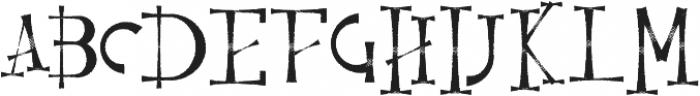 Resquro Halloween Font otf (400) Font LOWERCASE