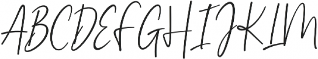 Restricta otf (400) Font UPPERCASE