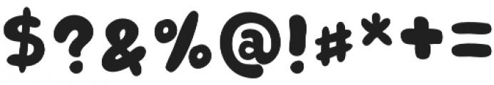 Retrofield Regular otf (400) Font OTHER CHARS