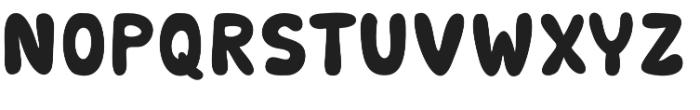 Retrofield Regular otf (400) Font UPPERCASE