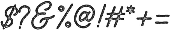 Retrology Block otf (400) Font OTHER CHARS