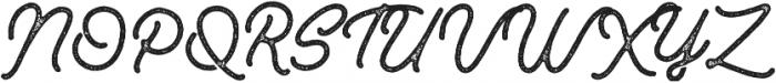 Retrology Block otf (400) Font UPPERCASE