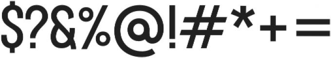 Retroyal SemiBold otf (600) Font OTHER CHARS