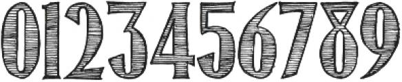 Return To Sender ttf (400) Font OTHER CHARS