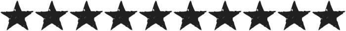 Revanche X Regular otf (400) Font OTHER CHARS