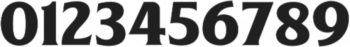 Revans Bold otf (700) Font OTHER CHARS