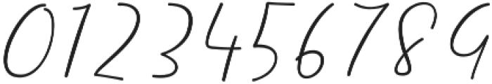 Revel otf (400) Font OTHER CHARS
