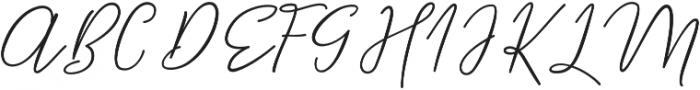 Revel otf (400) Font UPPERCASE