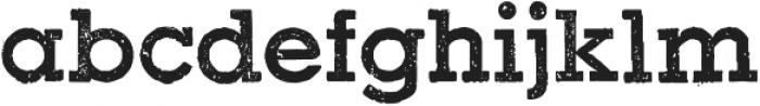 ReversTwo ttf (400) Font LOWERCASE