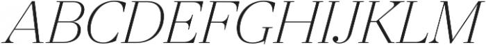 Revista Inline Black otf (900) Font UPPERCASE