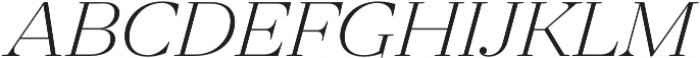 Revista Inline Black otf (900) Font LOWERCASE