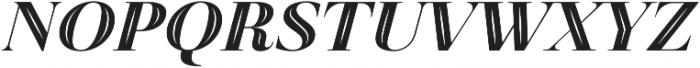Revista Script Black otf (900) Font LOWERCASE