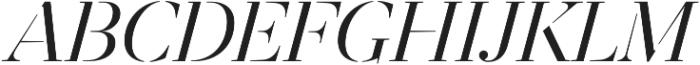 Revista Stencil Thin otf (100) Font UPPERCASE