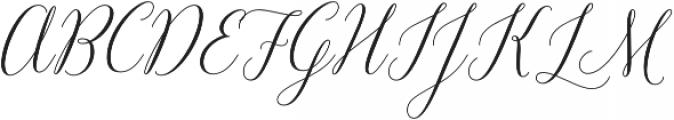 Revista Stencil otf (400) Font UPPERCASE