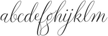 Revista Stencil otf (400) Font LOWERCASE