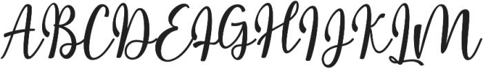 Revolgutiof ttf (400) Font UPPERCASE