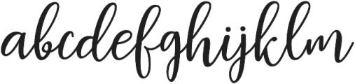 Revolgutiof ttf (400) Font LOWERCASE