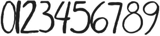 Revolt otf (400) Font OTHER CHARS