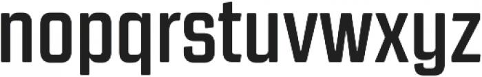 Revolution Gothic Bold otf (700) Font LOWERCASE