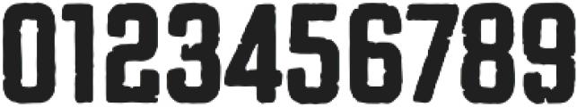 Revolution Gothic P otf (400) Font OTHER CHARS