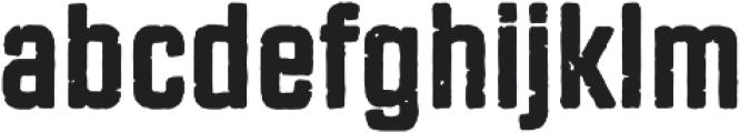Revolution Gothic P otf (400) Font LOWERCASE