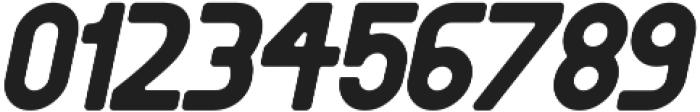 Revolution otf (700) Font OTHER CHARS