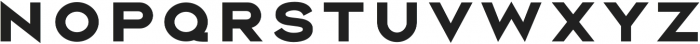 Rexton Black otf (900) Font UPPERCASE