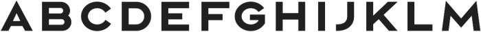 Rexton Extra Bold otf (700) Font UPPERCASE