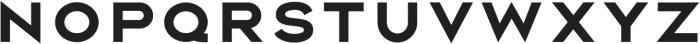 Rexton Extra Bold otf (700) Font LOWERCASE