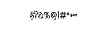 RELICISLAND1.TTF Font OTHER CHARS