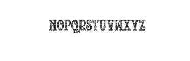 RELICISLAND1.TTF Font LOWERCASE