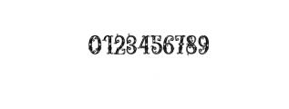 RELICISLANDFRAME.TTF Font OTHER CHARS