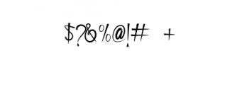 Retvaley.otf Font OTHER CHARS