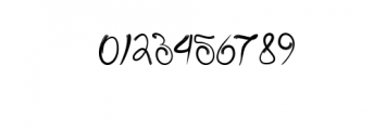Retvaley.ttf Font OTHER CHARS