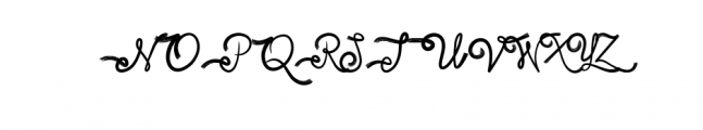 Retvaley.ttf Font UPPERCASE