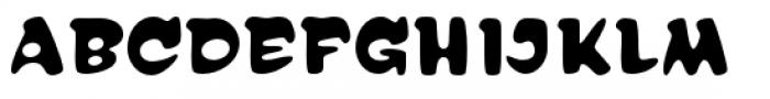 Reasonist Medium Font UPPERCASE