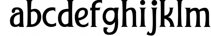 REXMONE 1 Font LOWERCASE