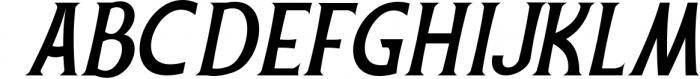 REXMONE Font UPPERCASE