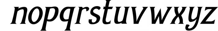 REXMONE Font LOWERCASE
