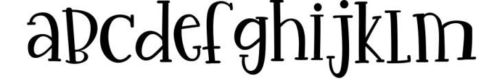 Rebel Rouser Font LOWERCASE