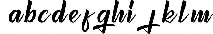 Rendang - Handmade Font Font LOWERCASE